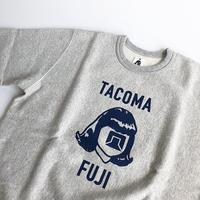 TACOMA FUJI RECORDS / LOGO MARK designed by Jerry UKAI / OATMEAL / タコマフジ / スウェット / オートミール