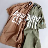 -CONNECT- ORIGINAL / BIWAKO CITY TEE / COYOTE / OLIVE / ビワコシティTシャツ / コヨーテ / オリーブ / 災害支援カラー
