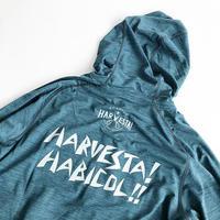 HARVESTA!HABICOL!! × FOX FIRE / SCORON HOODY / BLUE / ハーベスタ!ハビコル!! / 防虫パーカー / ブルー