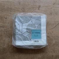 点と線模様製作所 / 紙ナプキン(紫陽花)