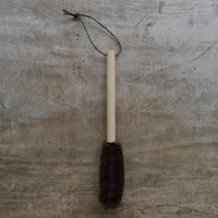 山本勝之助商店 / 柄つき棕櫚束子(細長・水筒洗い)