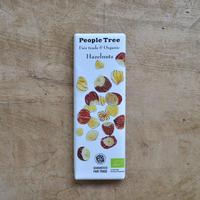 People Tree / フェアトレードチョコレート・ヘーゼルナッツ
