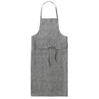 fog linen work / リネン フルエプロン(グレン)