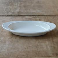 野田琺瑯 / カレー皿 28cm