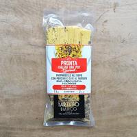 ラ・プロンタ / ポルチー二茸のパッパルデッレ・トリュフオイル付