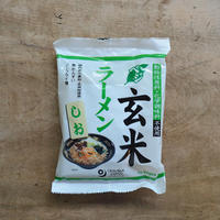 オーサワ / ベジ玄米ラーメン(しお)