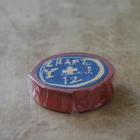 CRAFTLog. / グラフィティB マスキングテープ 1巻パック(レッド)