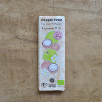 People Tree / フェアトレードチョコレート・ココナッツミルク