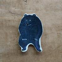 KATA KATA / 印判豆皿 クマ