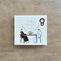 ネクタイ / メモパッド・喫茶店