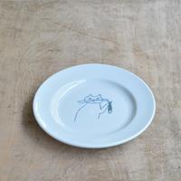 トラネコボンボン / 猫の丸皿(小)