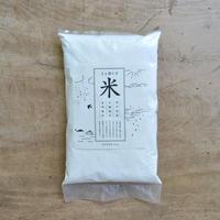 土と暮らす / 自然栽培米こめ粉