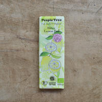 People Tree / フェアトレードチョコレート・ビター レモンピール