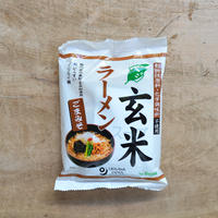 オーサワ / ベジ玄米ラーメン(ごまみそ)