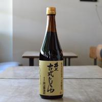 井上醤油店 / 古式じょうゆ  720ml