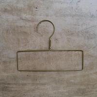 fog linen work / タイハンガー