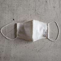 mask ivory yellow tag.