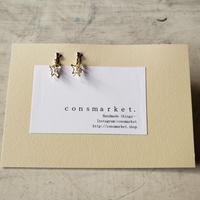 earrings  chi-sana  hoshi