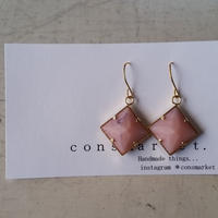 pierce  pink スクエア 180804p-2