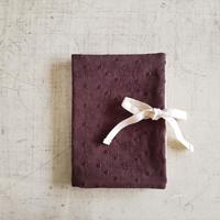 card case.   brown.