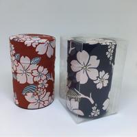 和紙缶入り特上煎茶100g(赤か青1缶)