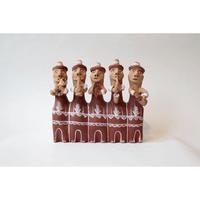 "Peruvian Folk art ""Flute"""