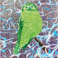 Vivid World・Owl