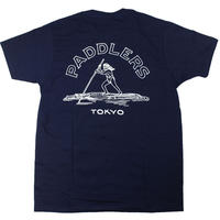 Pocket T-shirts ( Navy )