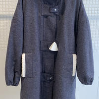 C01O // ZIP UP BOA COAT