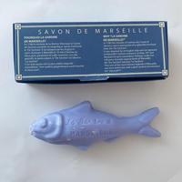 DONADONA Marseille soaps / Fish in a box