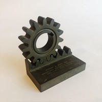 VTG United States Navy's iron paperweight