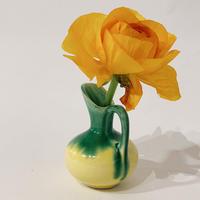 VTG Pottery flower vase