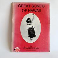 """GREAT SONGS OF HAWAII"""