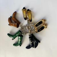 VTG shoe keychain