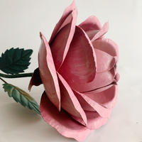 VTG Giant metal rose