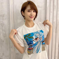【Tシャツ】J-POP COVERNIGHT Vol.1 ジャケットTシャツ (ホワイト・カラー)