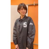 【その他】Ayasa オリジナルコーチジャケット(5)[ブラックVer]