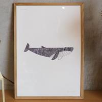 クジラ POSTER / Okada Yudai  #A3