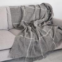 ブランケット Silkeborg / Grey