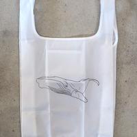 鯨エコバッグ / Uca