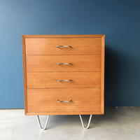 "4 Drawers Chest ""No.4701"" / George Nelson / Herman Miller"
