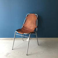 Leather Chair (Les arcs chair)-1