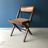 Library Chair-Pierre. Jeanneret & Eulie.Chowdury