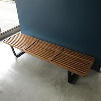 Platform bench  / George Nelson / ca.1950