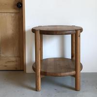 """Carver"" Side Table /Rainer Daumiller / ca.1970"