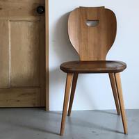"""""""Sorgarden"""" Chair for Svensk Fur / Carl Malmsten / ca.1960"""