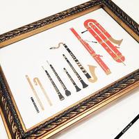 カード[木管楽器]