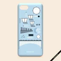 カバー型iPhoneケース[打楽器]11 / 11pro max / XR / XS max / 8plus / 7plus/ 6plus