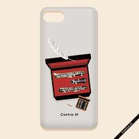 カバー型iPhoneケース[オーボエ]11pro / X / XS / 8 / 7 / 6 / 6s / SE(第2世代)