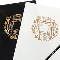 クリアファイル[オーケストラ]白黒セット